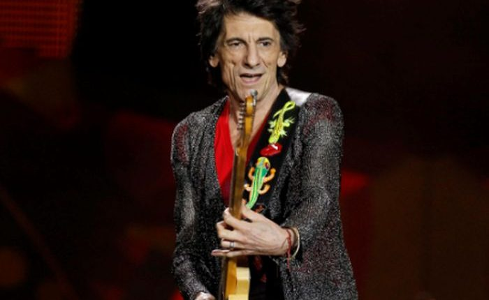 Már Ronnie Wood is 70 éves!