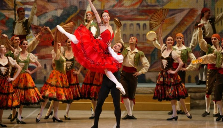 Don Quijote – Moscow City Ballet